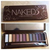Naked-5 / Naked 5 Urban Decay Palette / New Version