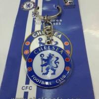 Gantungan kunci Metal Chelsea (import)
