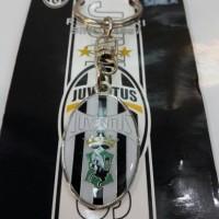 Gantungan kunci Metal Juventus (import)