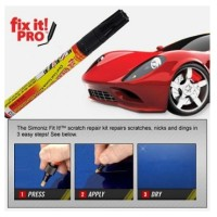 fix it pro aluminium scratch remover grade A / Simoniz as seen on tv