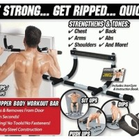 IRON GYM / ALAT FITNESS PRO FIT / UPPER BODY - PUSH UP - SIT UPS