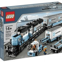 Toys LEGO Exclusive Maersk Train 10219