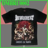 Distro Metal DMBRU0002 - Devourment