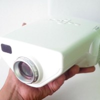 Multimedia LED Projector Home Cinema Theater Internal TV Tuner
