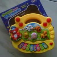 Mainan Piano Suara Hewan Ekslusif