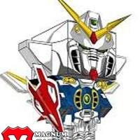 XXXG-01W Wing Gundam Paper Craft