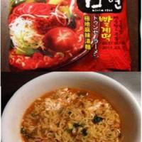 Paldo Teumsae Hot & Spicy Ramen (Mie Kuah Super Pedas)