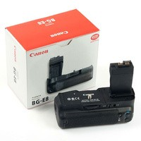 BATTERY GRIP CANON BG-E8 FOR CAMERA CANON EOS 550D , 600D , 650D ,700D