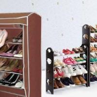 Shoes Rak 6 susun