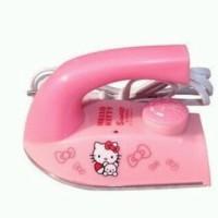 Setrika Mini Hello Kitty / HK