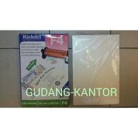 LAMINATING FILM F4 (PLASTIK LAMINATING)