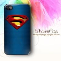 001 SUPERMAN Iphone 4/4s HARD Case,casing,unik,lambang,logo,simbol