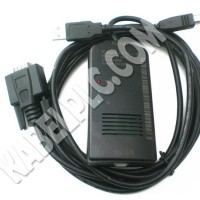 PC ADAPTER (USB MPI/PPI) CABLE FOR SIEMENS S7-200. 300/400 PLC