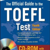 Official Guide to the TOEFL Test iBT With CD-ROM 4th Edition