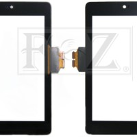 "Touch Screen Glass Digitizer For ASUS Google Nexus ME370T 7""(Black)"