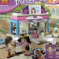 Lego Bela Friends 10156 - butterfly beauty shop