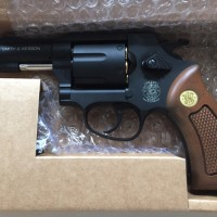 Revolver S&W 6mm