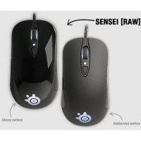 Mouse SteelSeries Sensei Raw (Glossy/Rubber)