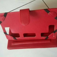Leather Case Tablet 8inch Dompet tablet
