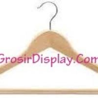 Harga hanger baju tempat gantungan pakaian toko butik display distro | antitipu.com