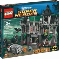 Toys LEGO Exclusive Super Heroes Batman Arkham Asylum Breakout 10937