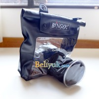 Bingo WP 042 Waterproof Case DSLR Lensa Panjang 10 Cm