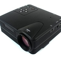 Proyektor Led home theater Projektor portable LCD Projector mini With TV Tuner AV USB VGA SD HDMI terbaru 2014