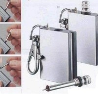 Metal match Fire starter tool flint stone lighter steel magnesium