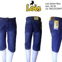 Lois Low Denim Blue