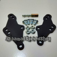 Bracket peninggi step / Raiser Footstep Ninja 250/Z250