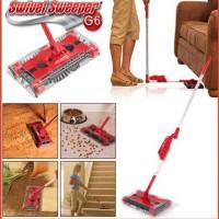 Swivel Sweeper / Sapu sistem Elektromagnetis