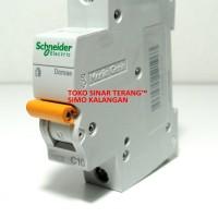 MCB/ Stut Schneider DOMAE 10A / 10 A / C10 2200W Oranye SNI Bagus Aman