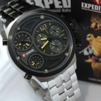 Expedition E6630 MT Triple Time Silver Cream Original
