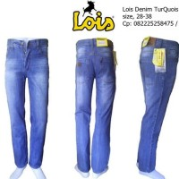 Jeans Lois Denim Torquois