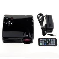Led Mini Projector Versi 2 + TV Tuner, multifungsi