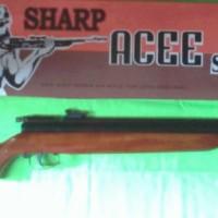 PROMO...2015,SHARP ACE DOUBLE LARAS Cal.5.5 mm/4.5