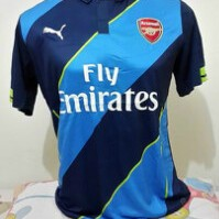 Jersey GO Arsenal 3rd Official 2014/2015
