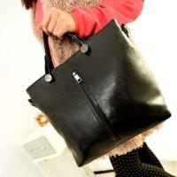 20561 Black Tote Bag