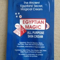 EGYPTIAN MAGIC CREAM (EMC), Sample Sachet, 3 ML / ORIGINAL USA