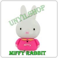 FANCY FLASHDISK USB LUCU DAN UNIK MIFFY RABBIT / K