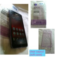 Clear Capsul - Soft Case for Asus Zf  5 & 4