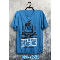Kaos Kiddrock Blue KS-030