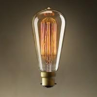 Bohlam Vintage - Teardrop Edison Filament