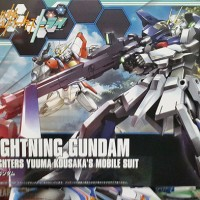 HGBF 1/144 Lightning Gundam (BANDAI)