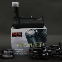 Battery Grip BG-E9 untuk Canon 60D