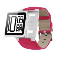 iWatchz Panama Collection - Tali Jam Untuk iPod Nano 6th - Pink
