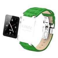 iWatchz Timepiece Collection - Tali Jam Untuk iPod Nano 6th - Hijau