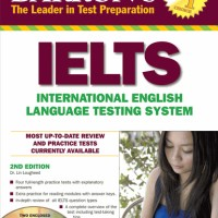 Barrons IELTS 2nd Edition with CD