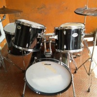 Drum Rolling HD Series hitam
