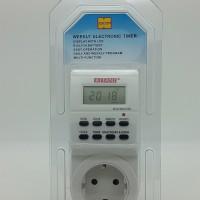 Digital Timer Stop Kontak Programmable